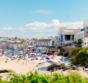 Tate St Ives by Ian Kingsnorth