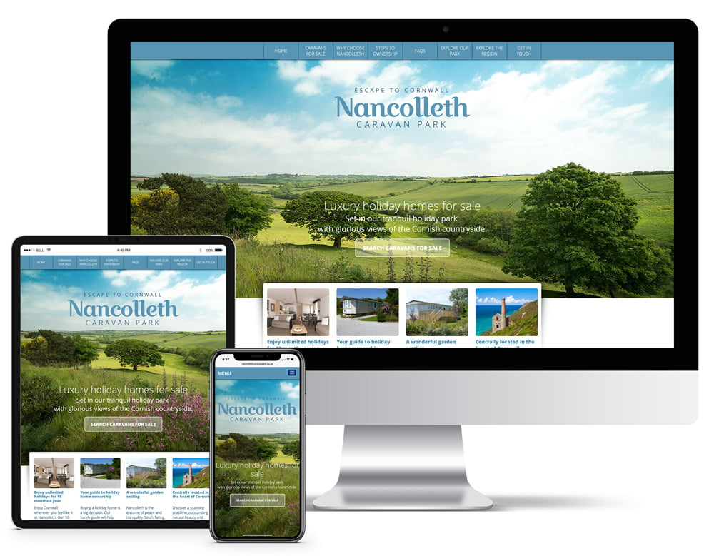 Nancolleth-Website-Design